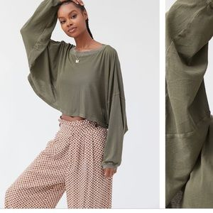 OU Ella Long Sleeve Shirt